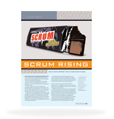 scrum rising